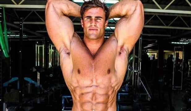 Richest Bodybuilders - Calum Von Moger
