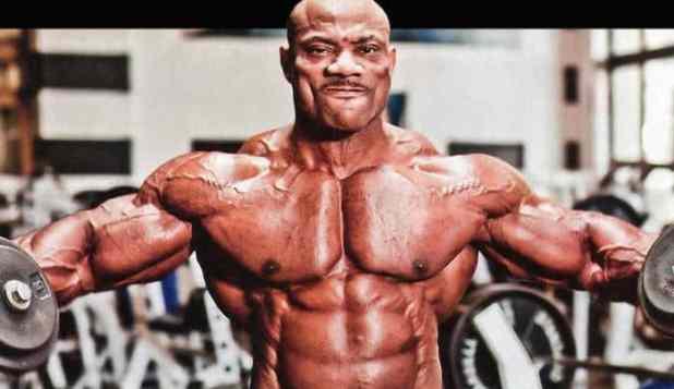 Richest Bodybuilders - Dexter Jackson