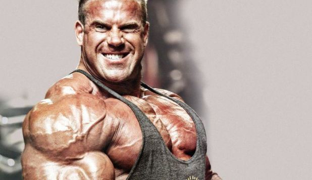 Richest Bodybuilders - Jay Cutler