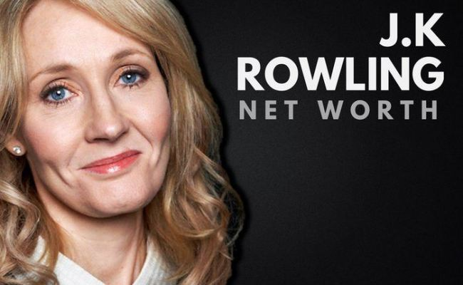 J K Rowling S Net Worth In 2020 Wealthy Gorilla