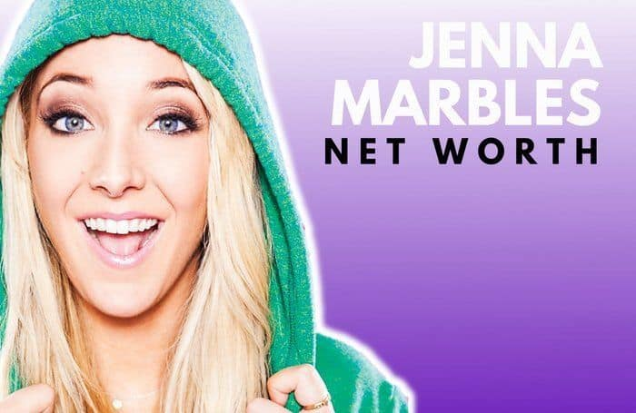 jenna marbles net worth