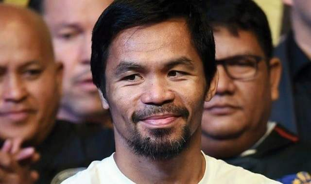 Richest Boxers - Manny Pacquiao