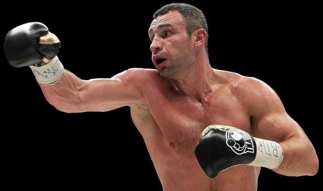 Richest Boxers - Vitali Klitschko