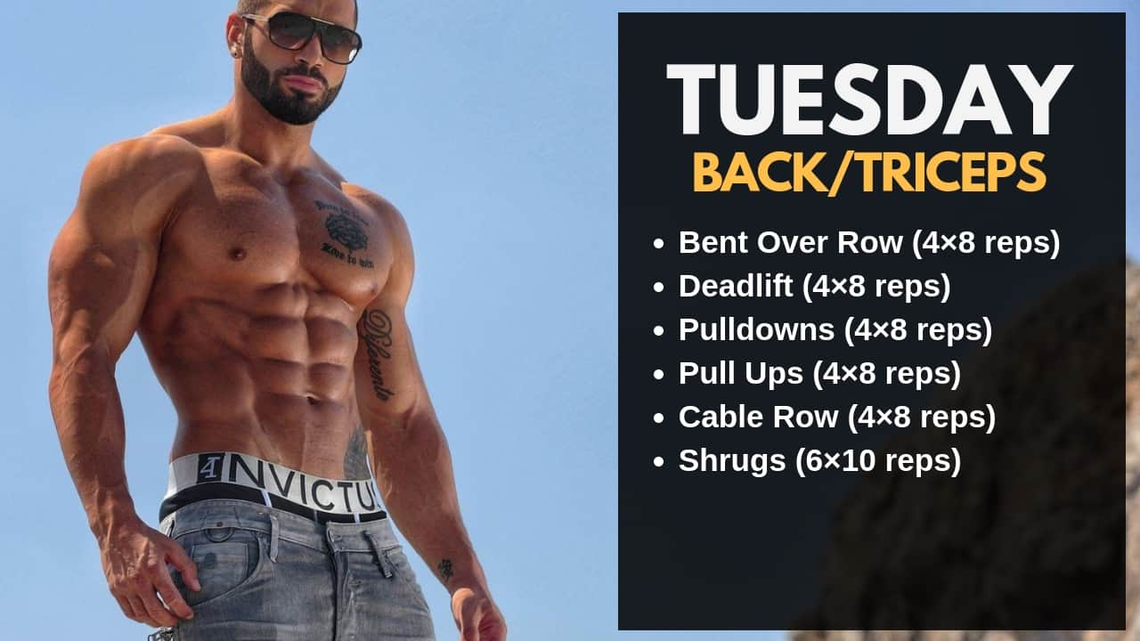 Lazar Angelov S Workout Routine Amp Diet Wealthy Gorilla