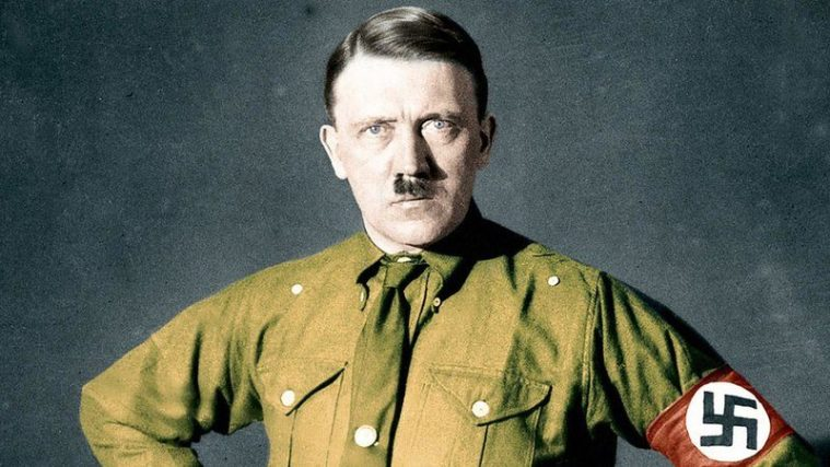 האנשים המשפיעים ביותר - אדולף היטלר