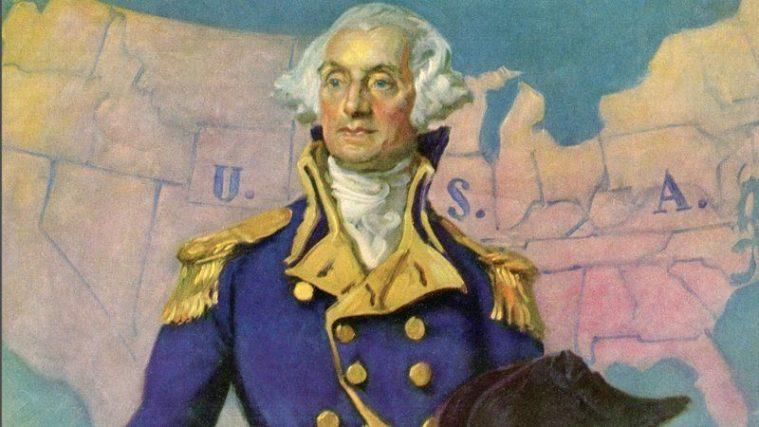 האנשים המשפיעים ביותר - ג'ורג 'וושינגטון