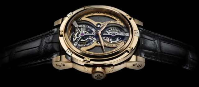 Most Expensive Watches - Louis Moinet Meteoris