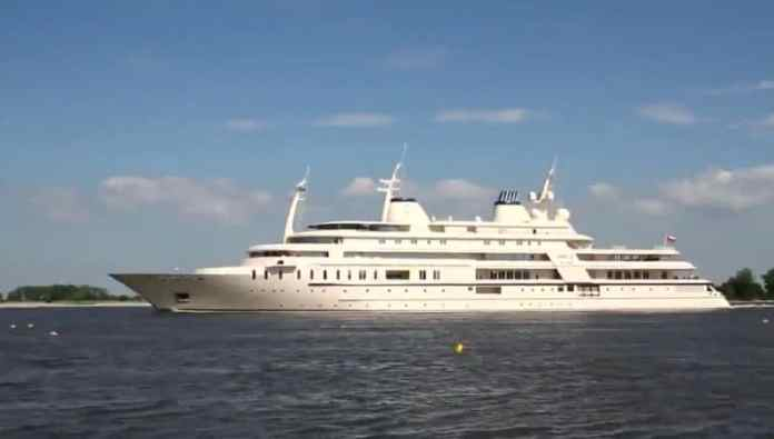 Most Expensive Yachts - Al Said