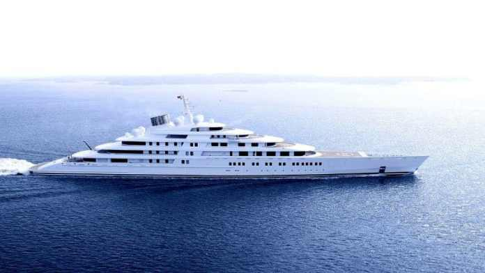 Most Expensive Yachts - Azzam