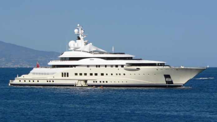 Most Expensive Yachts - Pelorus