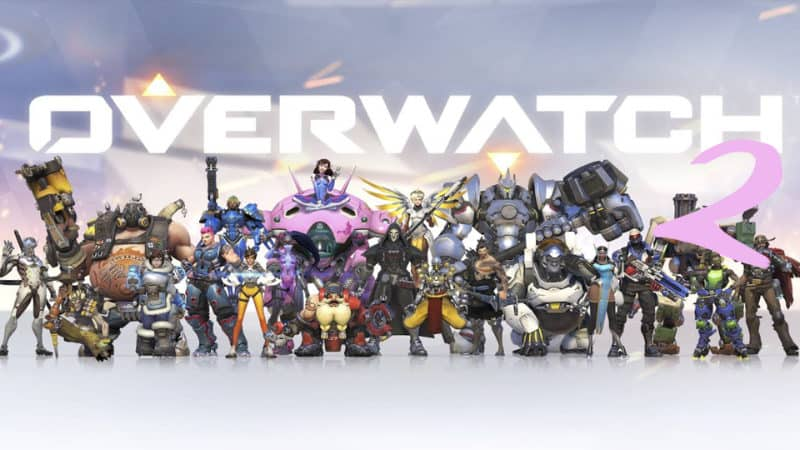 Most Popular Video Games - Overwatch