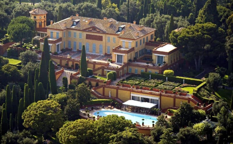 Most Expensive Houses - Villa Leopolda