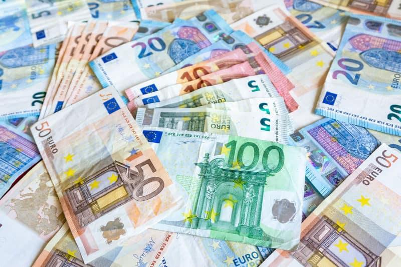 Moedas Mais Fortes - Euro