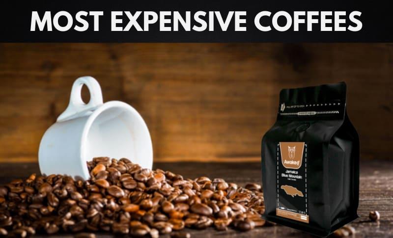 En Pahalı Kahveler