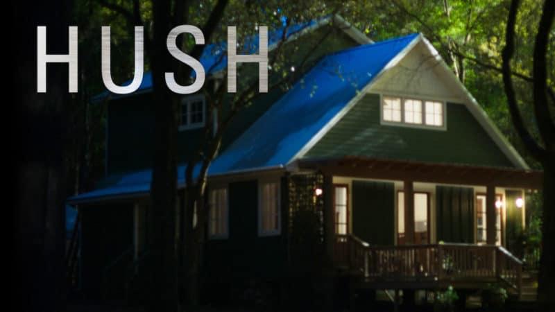 Melhores filmes de terror no Netflix - Hush (2016)