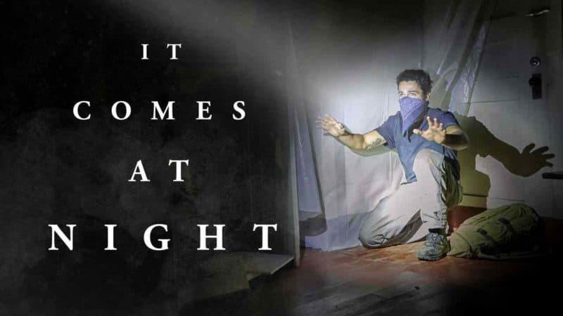 Melhores Filmes de Terror no Netflix - Comes at Night (2017)