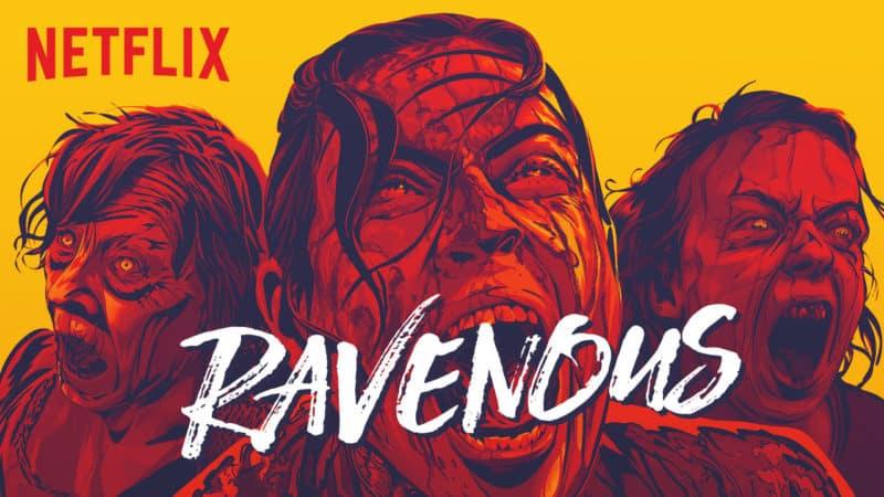 Melhores filmes de terror no Netflix - Ravenous (2018)