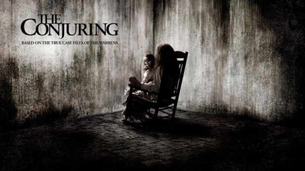 Best Horror Movies on Netflix - The Conjuring (2013)