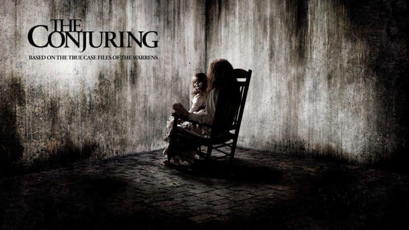 Melhores filmes de terror no Netflix - The Conjuring (2013)