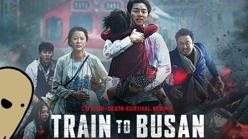 Melhores filmes de terror no Netflix - Train to Busan (2016)