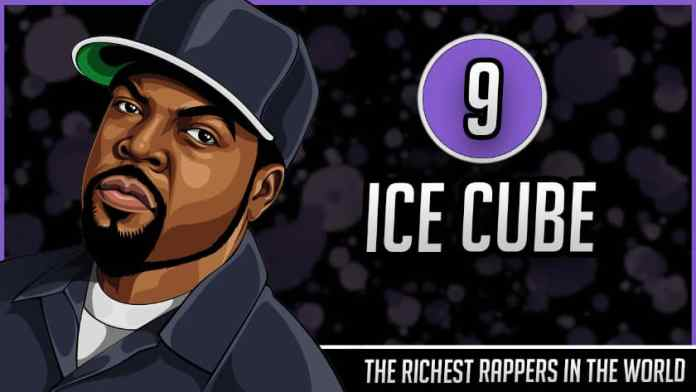 Richest Rappers in the World - Ice Cube