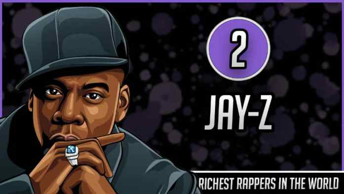 Richest Rappers in the World - Jay-Z