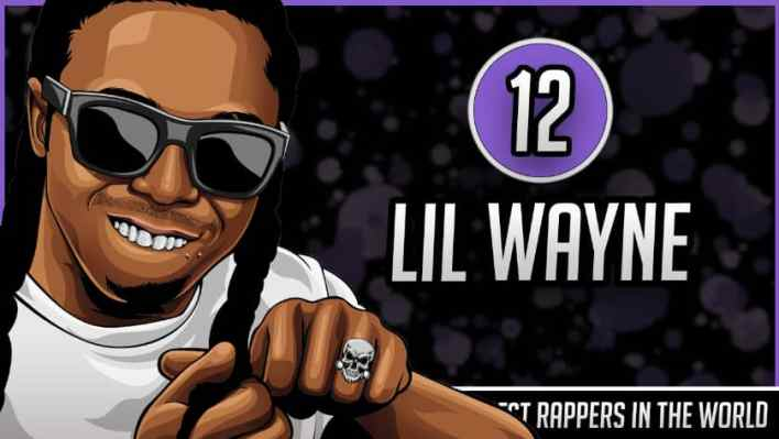 Richest Rappers in the World - Lil Wayne