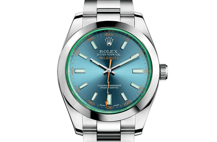 Best Rolex Watches for Men - Rolex Milgauss