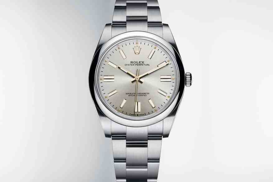 Best Rolex Watches for Men - Rolex Oyster Perpetual
