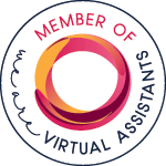 We Are Virtual Assistants Button
