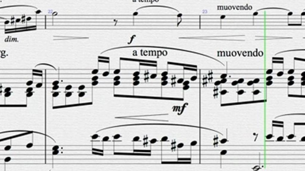 Spring Waters (Rachmaninoff) — Weasyl