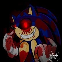 Sonic Exe Sega Creepypasta - Year of Clean Water