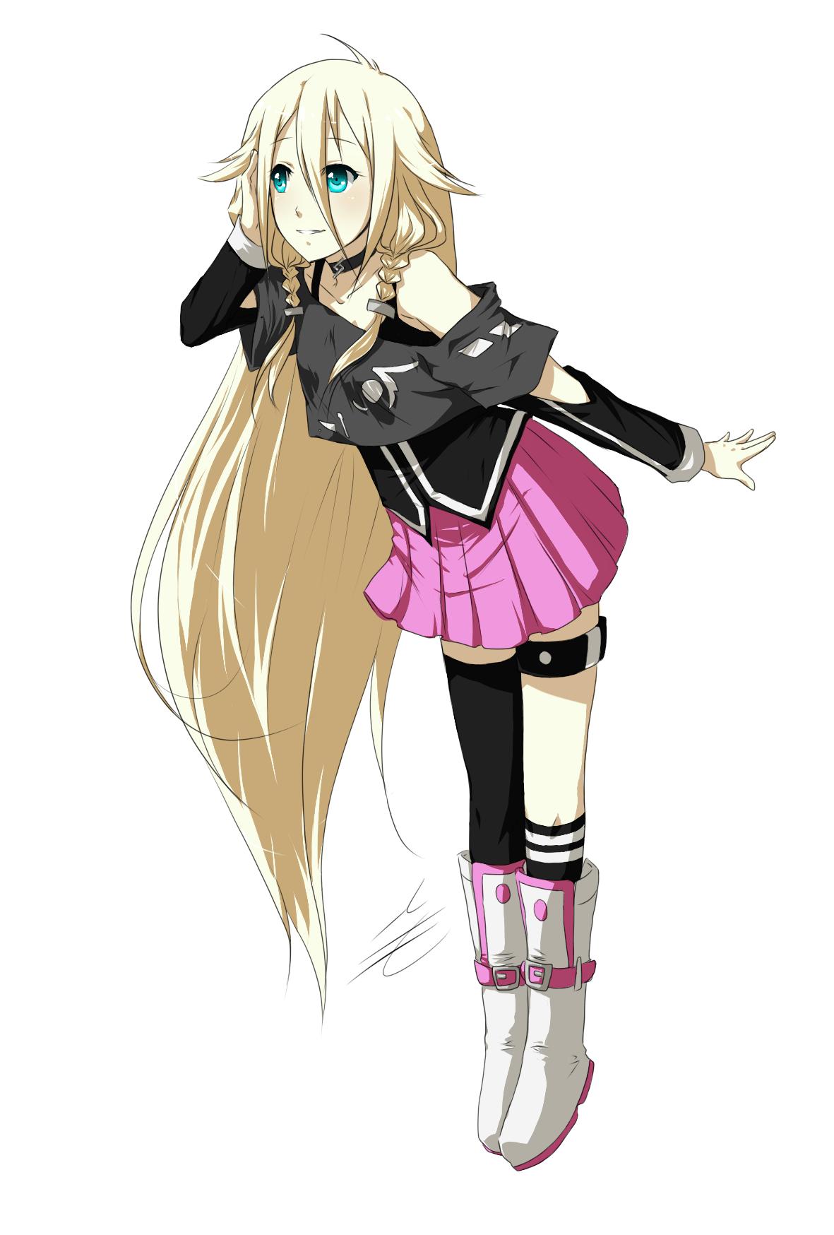 Vocaloid IA Weasyl