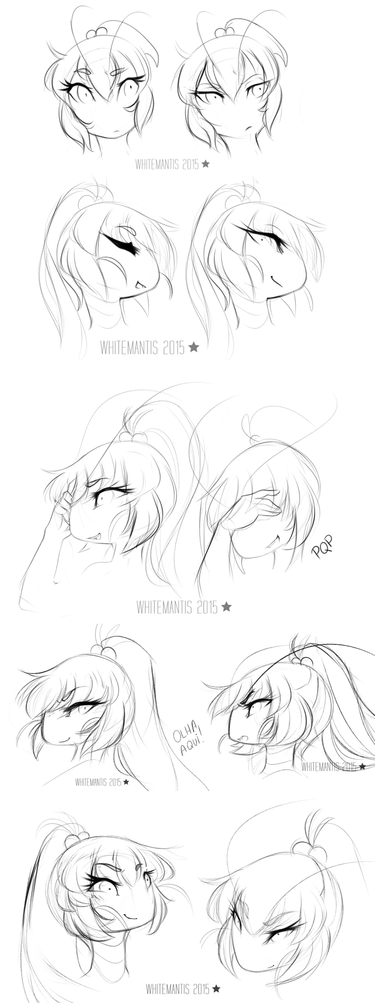 Nae Expressions — Weasyl