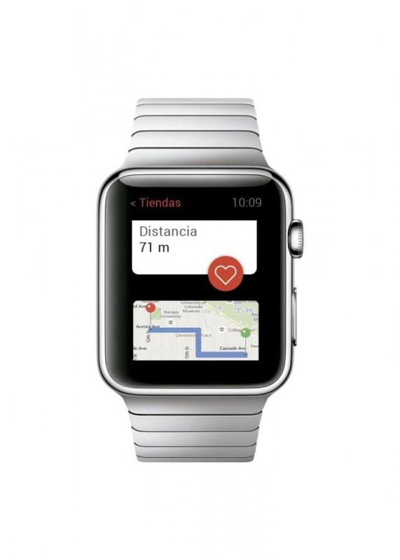 Tiendeo anuncia lanzamiento de su app para Apple Watch - applewatch-01-571x800