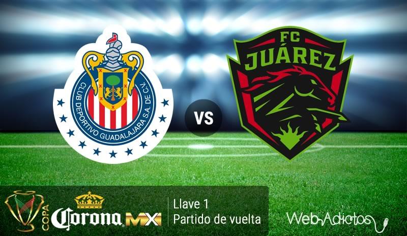 Chivas vs Juárez, Jornada 2 de la Copa MX Clausura 2016 - chivas-vs-juarez-copa-mx-clausura-2016