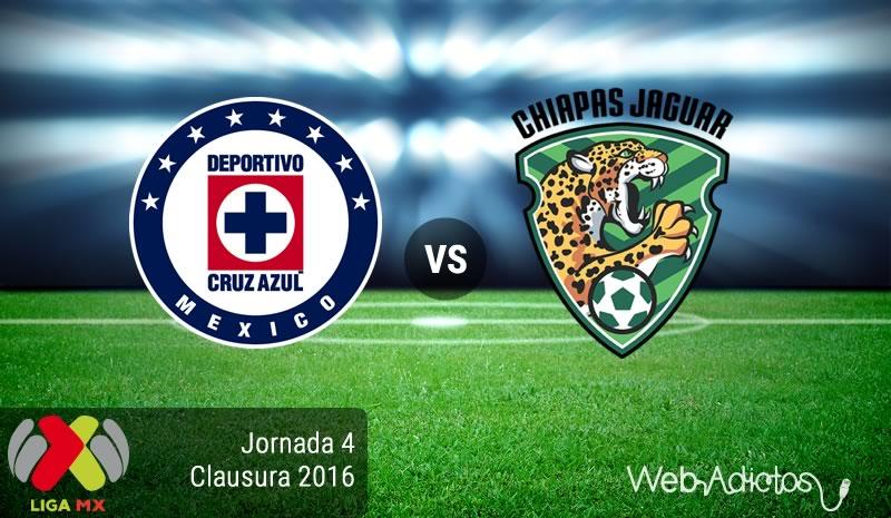 Cruz Azul vs Jaguares, Liga MX Clausura 2016 | Jornada 4 - cruz-azul-vs-jaguares-de-chiapas-clausura-2016