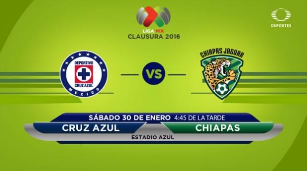 Cruz Azul vs Jaguares, Liga MX Clausura 2016 | Jornada 4 - cruz-azul-vs-jaguares-por-tdn-en-internet-clausura-2016