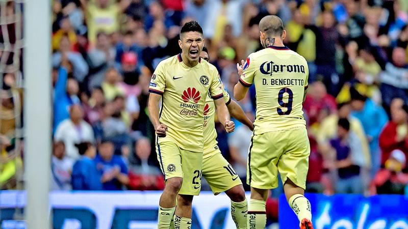 A qué hora juega América vs Dorados en el Clausura 2016  y en qué canal lo pasarán - horario-america-vs-dorados-clausura-2016