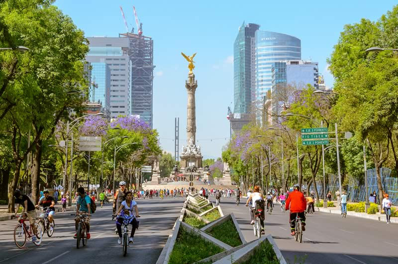 Las mejores ciudades para ciclistas en México - mejores-ciudades-para-ciclistas-en-mexico