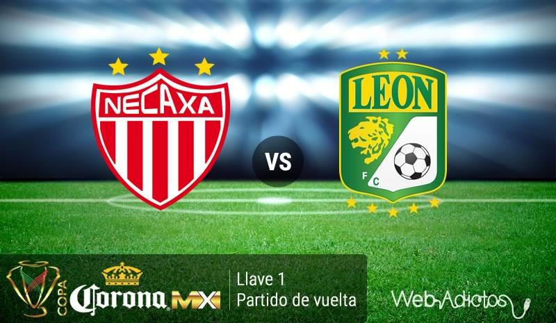 Necaxa vs León, Copa MX Clausura 2016 | Vuelta de la Llave 1 - necaxa-vs-leon-copa-mx-clausura-2016