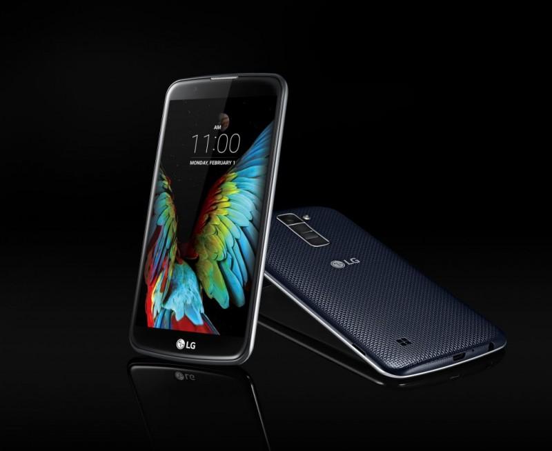 LG comienza el lanzamiento de la serie K en mercados globales - 2-lg-k10-800x654