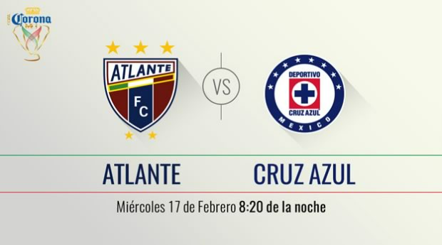 Atlante vs Cruz Azul, Copa MX Clausura 2016 | Vuelta de la Llave 2 - atlante-vs-cruz-azul-en-vivo-copa-mx-clausura-2016