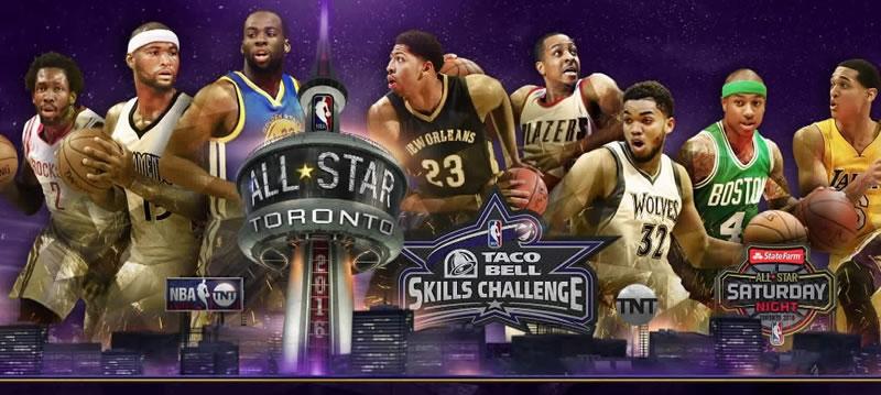 Concursos del juego de estrellas de la NBA 2016, este sábado 13 - concursos-del-juego-de-estrellas-de-nba-2016