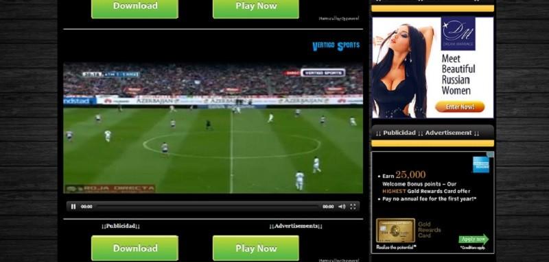 Estudio revela el riesgo de visitar sitios para ver partidos gratis - futbol-on-internet-2-800x383