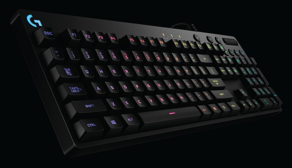 g810 orion spectrum Logitech presenta G810 Orion Spectrum RGB, nuevo teclado mecánico para gamers