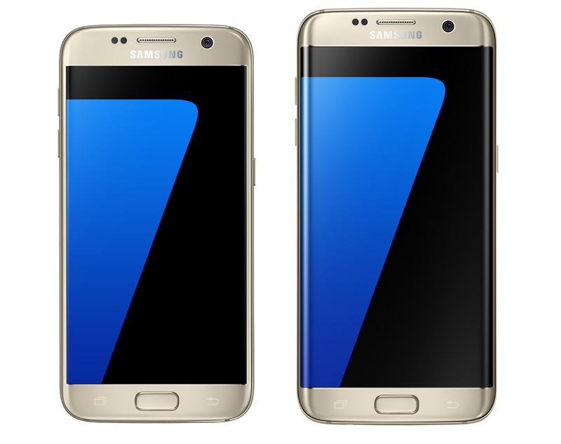Conoce el nuevo Galaxy S7 y S7 edge que Samsung presentó en el MWC 2016 - galaxy-s7-y-s7-edge