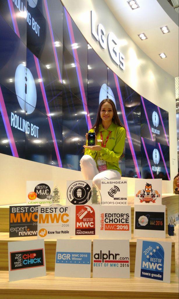 LG G5 & Friends ganan 33 premios en el Mobile World Congress - lg-awards-at-mwc-01
