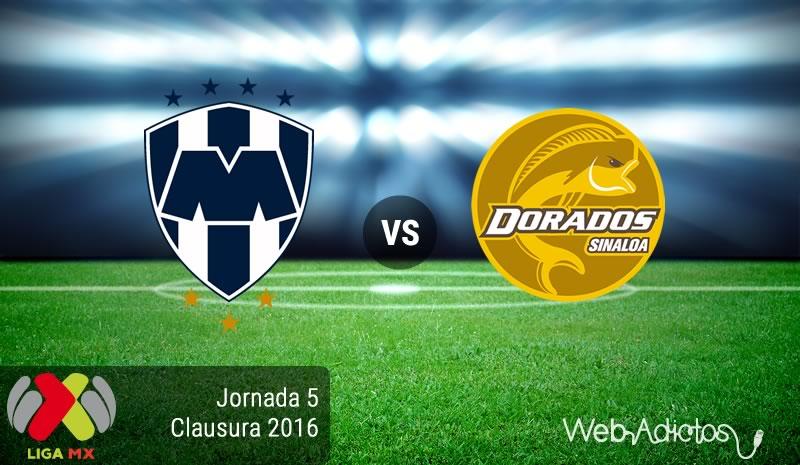 Monterrey vs Dorados en el Clausura 2016 | Jornada 5 - monterrey-vs-dorados-clausura-2016