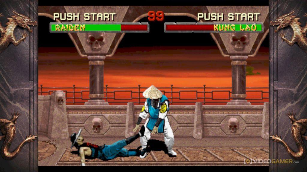 Descubren menús ocultos de Mortal Kombat luego de 20 años - mortal-kombat-arcade